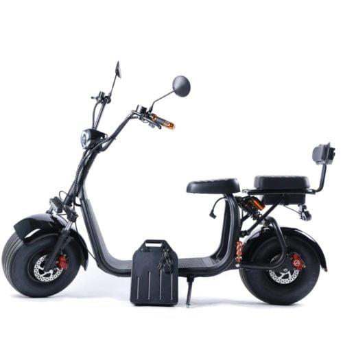 Easyrider M plus sähkömopo musta